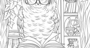 Weekend  Printable Adult Coloring Page from Favoreads | Etsy